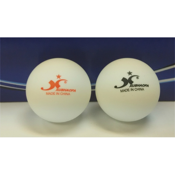 Xushaofa new seamless poly ball 1 star 100 pcs table for 100 table tennis balls