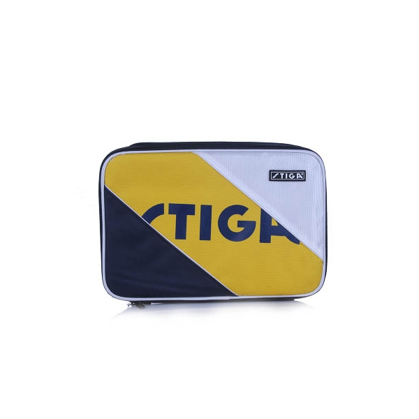 Stiga Double Layer Racket Case New Table Tennis And Ping