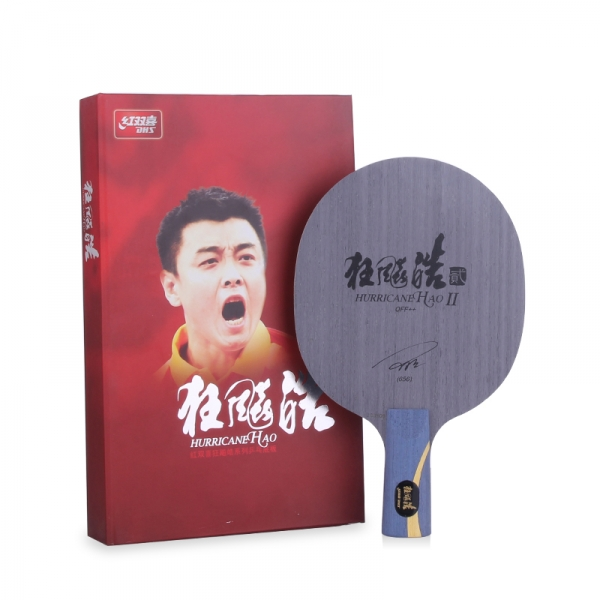 Dhs Hurricane Hao Ii 656 Table Tennis And Ping Pong