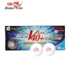 Double Fish ABS Material V40+ VOLANT 3 Stars Ball
