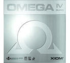 Xiom OMEGA 4 IV Europe BLACK CARBO-SPONGE