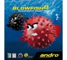 andro Blowfish + Plus Short Pips