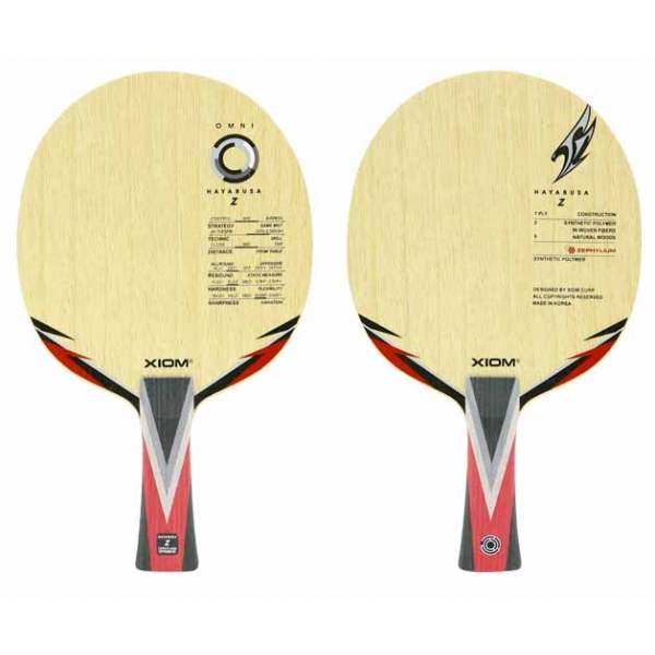 Xiom Hayabusa Z Table Tennis And Ping Pong
