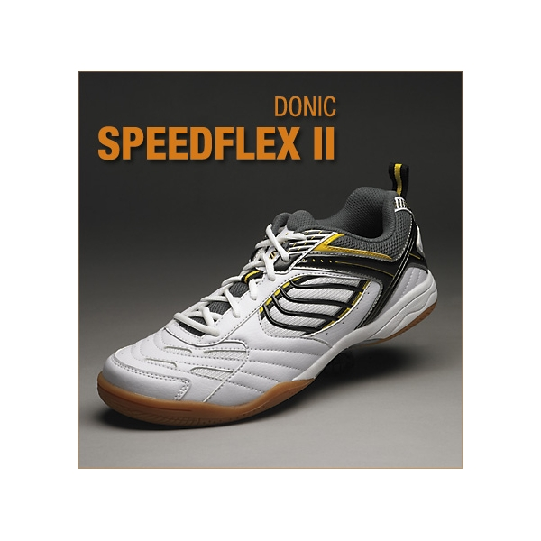 Donic Speedflex Ii 2 Table Tennis Shoe Table Tennis And