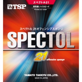 Tsp Spectol 21 Offensive Sponge Table Tennis And Ping Pong
