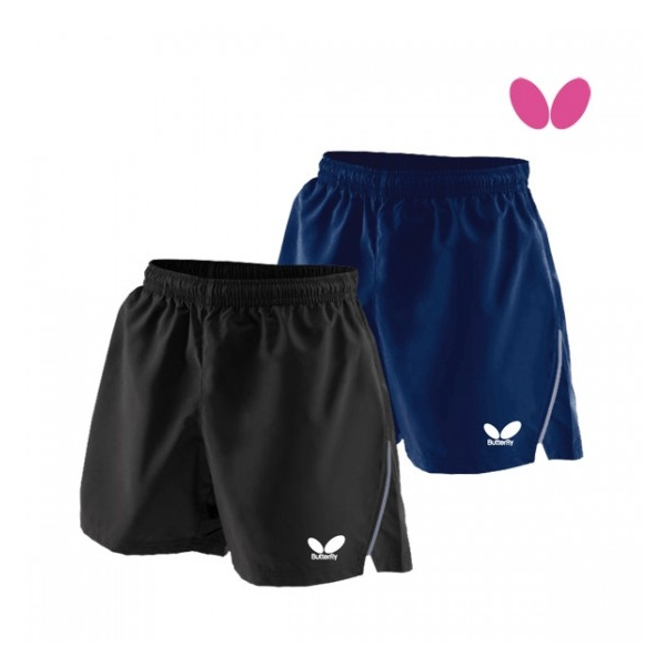 Butterfly 312 Black Short Pant Table Tennis And Ping Pong