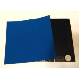 DHS Hurricane 3 NATIONAL Blue Sponge Version 4 edges (No paper packing, No printed word)